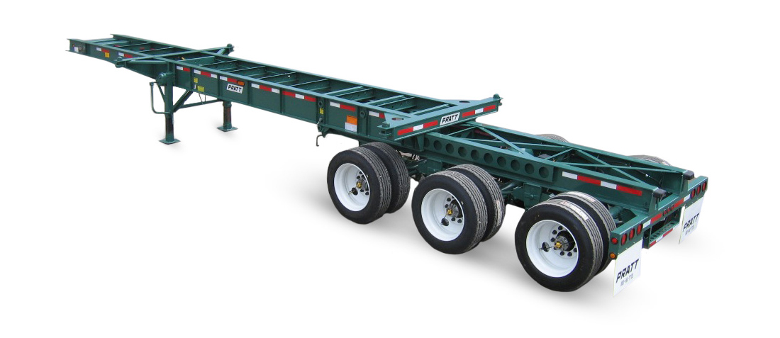 Container Chassis Handle : Tank container chassis products pratt industries inc
