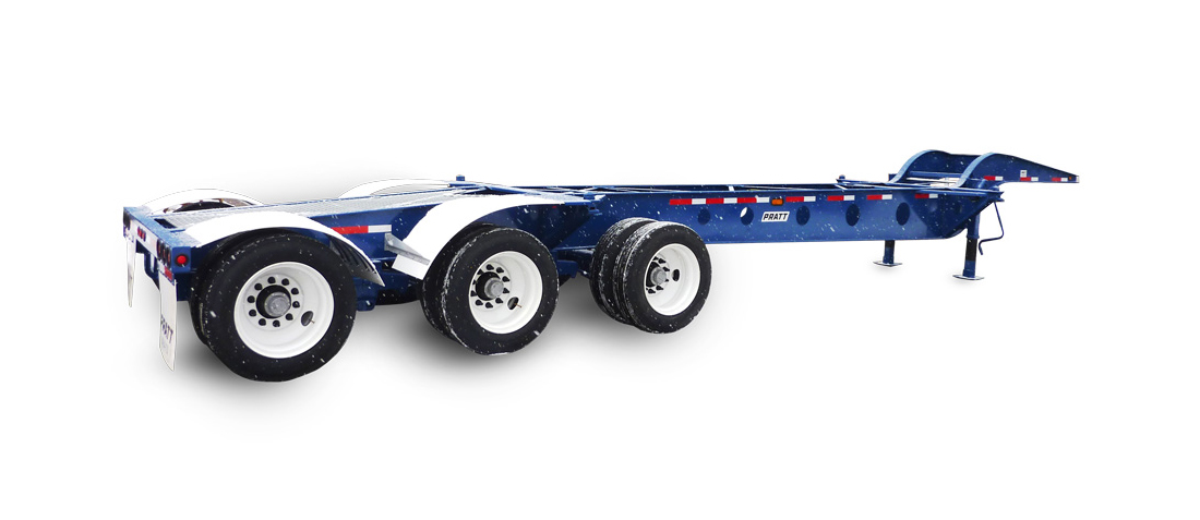 Container Chassis Landing Gear : Dc l container chassis tank